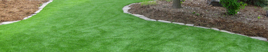 West Hills landscaper artificial turf